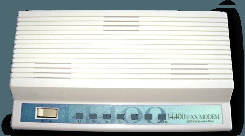 Old modem